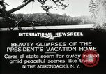 Image of Adirondacks Mountains Paul Smiths New York USA, 1926, second 7 stock footage video 65675068977