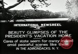 Image of Adirondacks Mountains Paul Smiths New York USA, 1926, second 8 stock footage video 65675068977