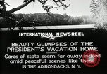 Image of Adirondacks Mountains Paul Smiths New York USA, 1926, second 9 stock footage video 65675068977