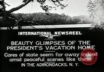 Image of Adirondacks Mountains Paul Smiths New York USA, 1926, second 10 stock footage video 65675068977
