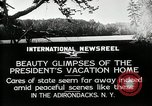 Image of Adirondacks Mountains Paul Smiths New York USA, 1926, second 11 stock footage video 65675068977