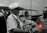 Image of President Harry Truman Key West Florida USA, 1950, second 12 stock footage video 65675068984