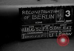 Image of reconstruction of Berlin Berlin Germany, 1952, second 2 stock footage video 65675068993
