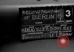 Image of reconstruction of Berlin Berlin Germany, 1952, second 3 stock footage video 65675068993