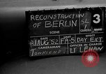 Image of reconstruction of Berlin Berlin Germany, 1952, second 4 stock footage video 65675068993