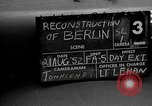 Image of reconstruction of Berlin Berlin Germany, 1952, second 5 stock footage video 65675068993