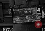Image of reconstruction of Berlin Berlin Germany, 1952, second 2 stock footage video 65675068994