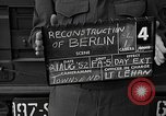 Image of reconstruction of Berlin Berlin Germany, 1952, second 4 stock footage video 65675068994