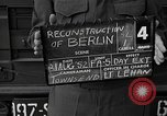 Image of reconstruction of Berlin Berlin Germany, 1952, second 5 stock footage video 65675068994