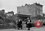 Image of reconstruction of Berlin Berlin Germany, 1952, second 10 stock footage video 65675068994