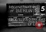 Image of reconstruction of Berlin Berlin Germany, 1952, second 2 stock footage video 65675068995