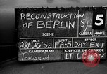 Image of reconstruction of Berlin Berlin Germany, 1952, second 3 stock footage video 65675068995