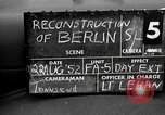 Image of reconstruction of Berlin Berlin Germany, 1952, second 4 stock footage video 65675068995