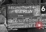 Image of reconstruction of Berlin Berlin Germany, 1952, second 3 stock footage video 65675068996