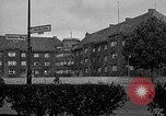 Image of reconstruction of Berlin Berlin Germany, 1952, second 7 stock footage video 65675068996