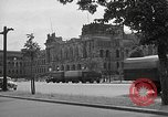 Image of reconstruction of Berlin Berlin Germany, 1952, second 9 stock footage video 65675068997