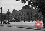 Image of reconstruction of Berlin Berlin Germany, 1952, second 10 stock footage video 65675068997
