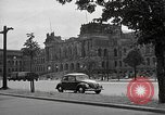 Image of reconstruction of Berlin Berlin Germany, 1952, second 12 stock footage video 65675068997