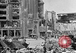 Image of Berlin Potsdamer Platz ruins at end of World War 2 Berlin Germany, 1945, second 4 stock footage video 65675068998