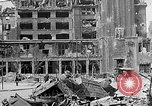 Image of Berlin Potsdamer Platz ruins at end of World War 2 Berlin Germany, 1945, second 7 stock footage video 65675068998