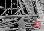 Image of wrecked Konzerthaus Berlin Germany, 1945, second 6 stock footage video 65675069000