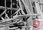 Image of wrecked Konzerthaus Berlin Germany, 1945, second 7 stock footage video 65675069000