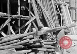 Image of wrecked Konzerthaus Berlin Germany, 1945, second 8 stock footage video 65675069000