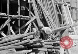 Image of wrecked Konzerthaus Berlin Germany, 1945, second 9 stock footage video 65675069000