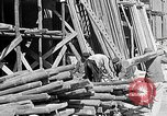 Image of wrecked Konzerthaus Berlin Germany, 1945, second 10 stock footage video 65675069000