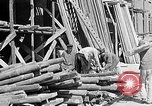 Image of wrecked Konzerthaus Berlin Germany, 1945, second 11 stock footage video 65675069000