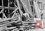 Image of wrecked Konzerthaus Berlin Germany, 1945, second 12 stock footage video 65675069000