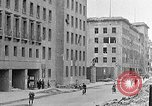 Image of Damaged German Air Ministry building Berlin Germany, 1945, second 10 stock footage video 65675069002