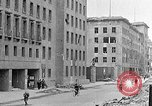 Image of Damaged German Air Ministry building Berlin Germany, 1945, second 11 stock footage video 65675069002