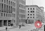 Image of Damaged German Air Ministry building Berlin Germany, 1945, second 12 stock footage video 65675069002