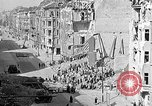 Image of bombed buildings Berlin Germany, 1945, second 7 stock footage video 65675069003