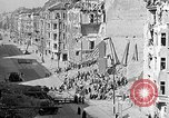 Image of bombed buildings Berlin Germany, 1945, second 10 stock footage video 65675069003