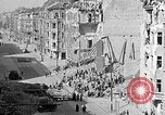 Image of bombed buildings Berlin Germany, 1945, second 12 stock footage video 65675069003