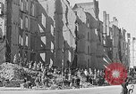 Image of Bombed out buildings Berlin Germany, 1945, second 2 stock footage video 65675069004