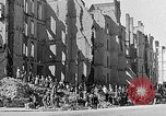 Image of Bombed out buildings Berlin Germany, 1945, second 5 stock footage video 65675069004