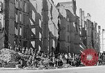 Image of Bombed out buildings Berlin Germany, 1945, second 6 stock footage video 65675069004