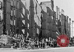 Image of Bombed out buildings Berlin Germany, 1945, second 8 stock footage video 65675069004