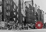 Image of Bombed out buildings Berlin Germany, 1945, second 9 stock footage video 65675069004