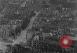 Image of bombed building Berlin Germany, 1945, second 9 stock footage video 65675069005