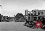 Image of bombed buildings Berlin Germany, 1945, second 7 stock footage video 65675069006