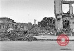 Image of bombed buildings Berlin Germany, 1945, second 9 stock footage video 65675069006