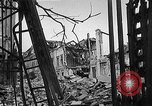Image of bombed buildings Berlin Germany, 1945, second 12 stock footage video 65675069006