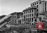 Image of bombed building Berlin Germany, 1945, second 4 stock footage video 65675069008
