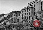 Image of bombed building Berlin Germany, 1945, second 6 stock footage video 65675069008