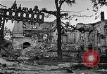 Image of bombed building Berlin Germany, 1945, second 10 stock footage video 65675069008