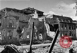 Image of bombed building Berlin Germany, 1945, second 11 stock footage video 65675069008
